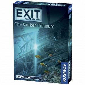 Exit - The Sunken Treasure-Couv-Jeu-de-societe-ludovox