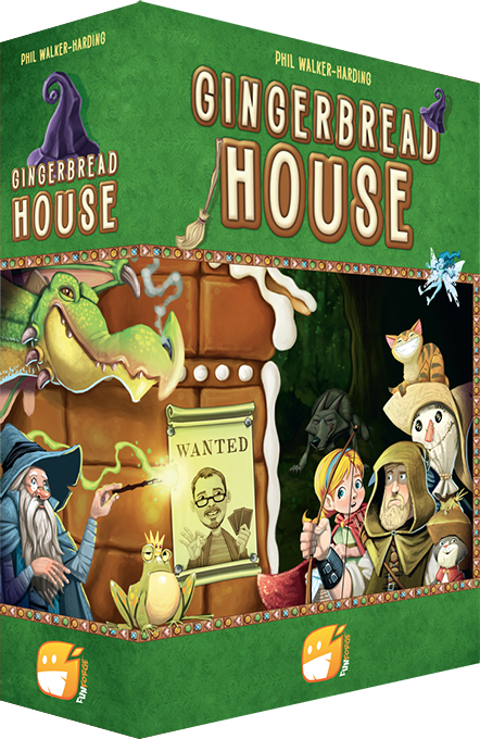 Gingerbread House volume
