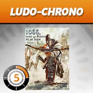 LUDOCHRONO – 1066 Dans la Fureur et la Sang