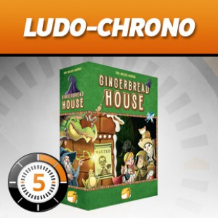 LUDOCHRONO – Gingerbread House