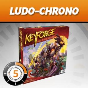 LUDOCHRONO – Keyforge – L'Appel des Archontes