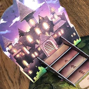 Lumos sur Sortilèges à l'école de magie