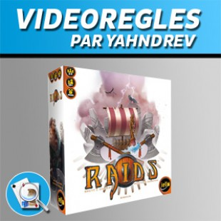 Vidéorègles – RAIDS