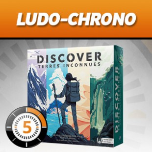 LUDOCHRONO – Discover : Terres Inconnues