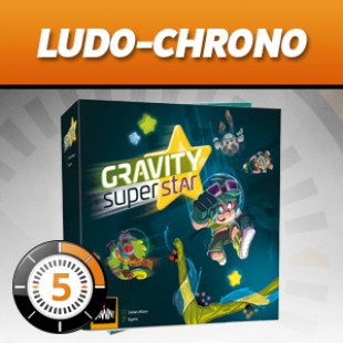 LUDOCHRONO – Gravity Superstar