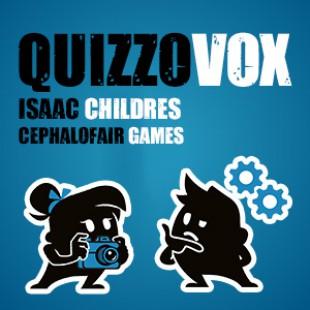 QuizzoVox – Isaac Childres – Cephalofair Games