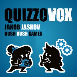 QuizzoVox – Jakob Jaskov – Hush hush games