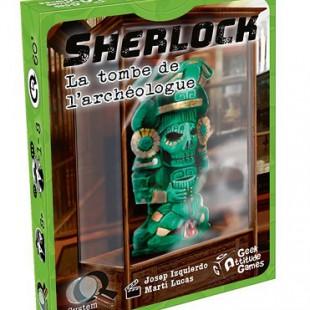 Q-System – Sherlock : La Tombe de l'Archéologue