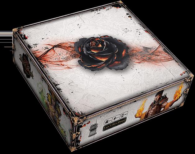 Black Rose Wars ludovox