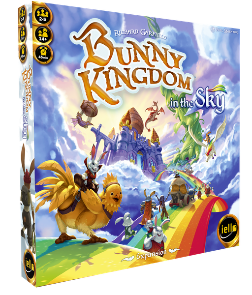 Bunny Kingdom In the Sky ludovox