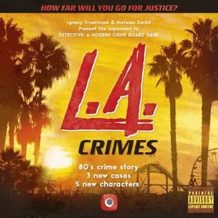 Detective: Un je d'enquête moderne – L.A. Crimes