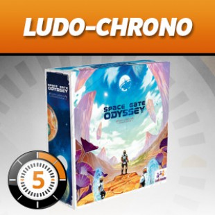 LUDOCHRONO – Space Gate Odyssey