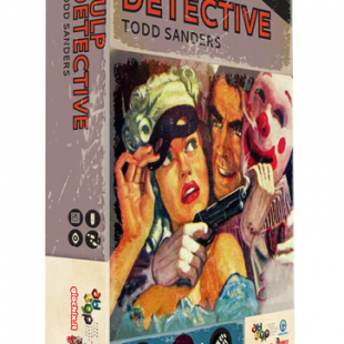 Pulp Detective: Henchmen, Gun Molls, and Traps
