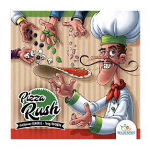 Pizza rush : Garanti sans pizza à l'ananas