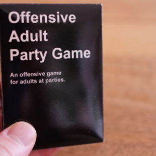 Offensive Adult Party Game