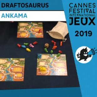 FIJ 2019 – Draftosaurus – Ankama