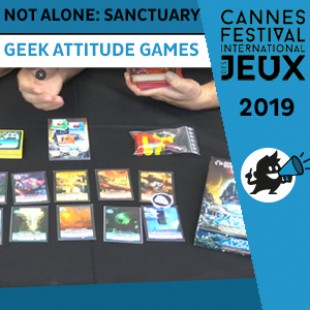 FIJ 2019 – Not Alone: Sanctuary – Geek Attitude Games