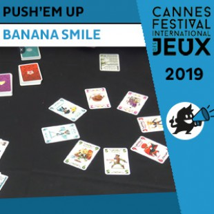 FIJ 2019 – Push'em Up – Banana Smile
