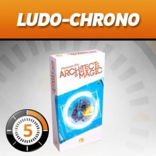 LUDOCHRONO – Professeur Evil et les Architectes de la Magie