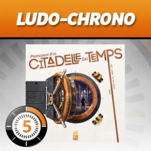 LUDOCHRONO – Professeur Evil et La Citadelle du Temps