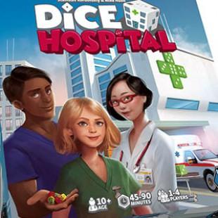 Dice Hospital : comme dirait Clooney, y a Urgence