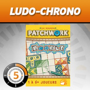 LudoChrono – Patchwork Doodle