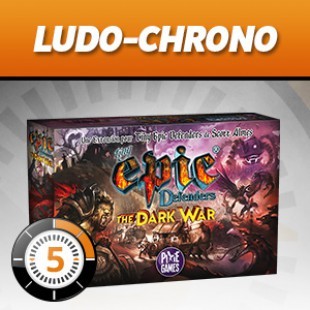LudoChrono –  Tiny Epic Defenders: The Dark War