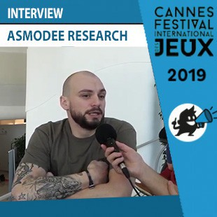 FIJ 2019 – Interview Micha Le Bourhis – Asmodée Research