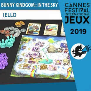 FIJ 2019 – Bunny Kindgom : In the Sky – Iello
