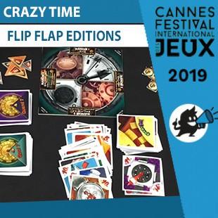 FIJ 2019 – Crazy Time – Flip Flap Editions