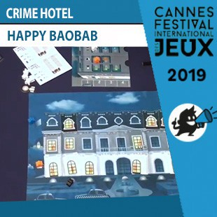 FIJ 2019 – Crime Hotel – Happy Baobab
