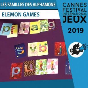 FIJ 2019 – Les Familles Alphamon – Elemon Games