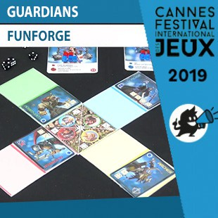 FIJ 2019 – Guardians – Funforge