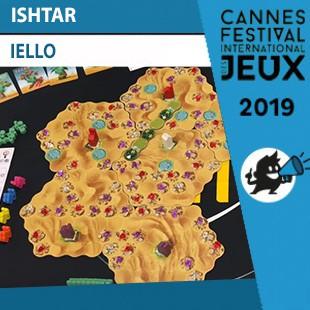 FIJ 2019 – Ishtar – Iello