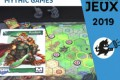 FIJ 2019 – Super Fantasy Brawl / HEL : The Last Saga – Mythic Games – VOSTFR