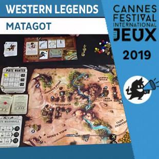 FIJ 2019 – Western Legends – Matagot