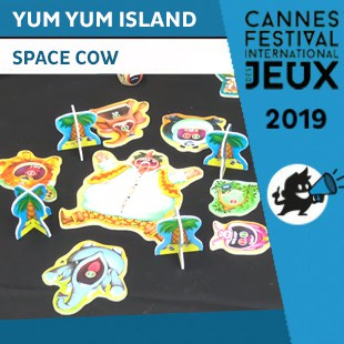 FIJ 2019 – Yum Yum Island – Space Cow