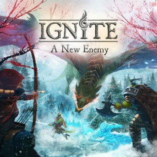 Ignite a new enemy