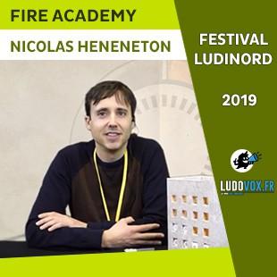 Ludinord 2019 – ProtoChrono – Fire Academy