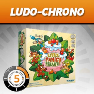 LUDOCHRONO – Little Panic Island