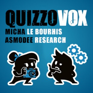 QuizzoVox – Micha Le Bourhis – Asmodée Research