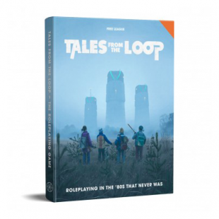 Tales from the Loop : retour vers le passé du futur…