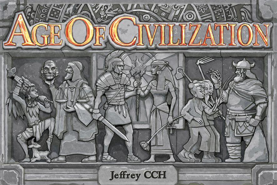 age of civilization jeu