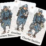 cartes les poilus armistice