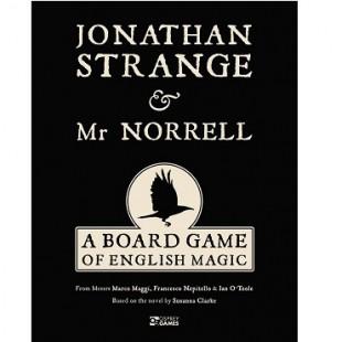 Jonathan Strange & Mister Norrell adapté en jeu de plateau