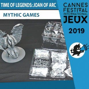 FIJ 2019 – Time of Legends: Joan of Arc – Mythic Games – VOSTFR