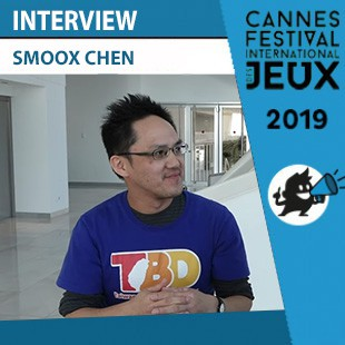 FIJ 2019 – Interview Smoox Chen – Taiwan Boardgame Design – VOSTFR