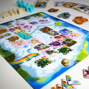 Bunny Kingdom : les apports de l'extension In The Sky