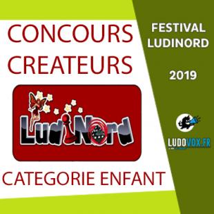Tous les proto catégorie Enfant de Ludinord 2019