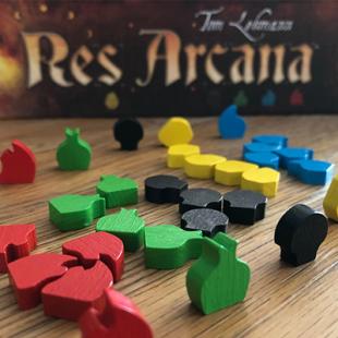 Res Arcana – Qui sera le futur Roi des Arcanes?